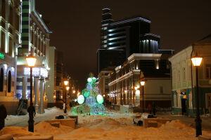 Загрузка отелей в Татарстане в новогодние праздники может достигнуть 94%