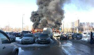 Варламов назвал «символом» Казани горящий трамвай