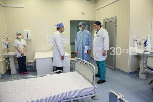 За последние сутки в Татарстане коронавирусом заболели 96 человек