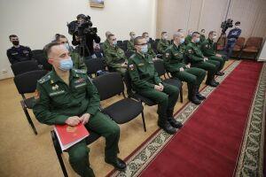 Призывников РТ проводили в Президентский полк и научные роты Минобороны России