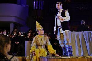 Казанская консерватория представит спектакль к юбилею Джаудата Файзи