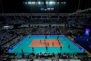 Около полумиллиона болельщиков ожидается на ЧМ по волейболу в 2022 году в России