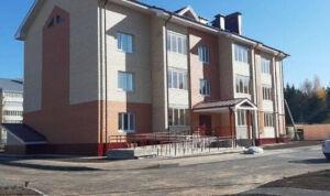 В Сабинском районе состоялось заселение нового соципотечного дома