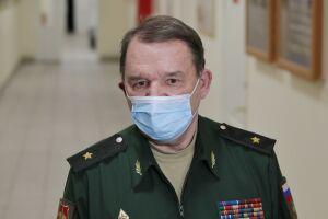 С октября к местам прохождения военной службы отправились 2,7 тыс. татарстанцев