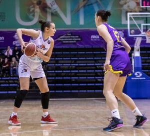 «Казаночка» обыграла «Энергию» и вышла на второе место в женской Суперлиге-1