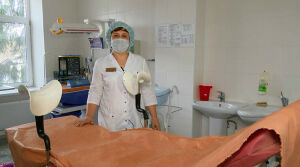 В роддоме Нижнекамска открыли ковид-госпиталь