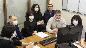 Татарстанские врачи поделились опытом мобильных поликлиник с коллегами из Якутии