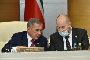 Рустам Минниханов призвал ввести скоростные ограничения для самокатов