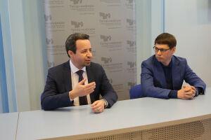 Ринат Билалов возглавил информационное агентство «Татар-информ»