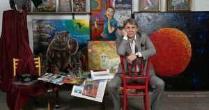 В Екатеринбурге откроется выставка художника из Татарстана Альфрида Шаймарданова