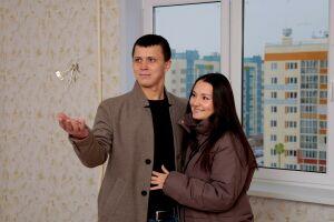 В Нижнекамске заселили шестой с начала года соципотечный дом