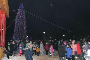В Алькеевском районе новогодние праздники проведут на свежем воздухе