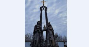 В Спасском районе появился новый памятник
