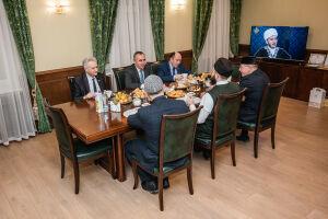 Муфтий РТ обсудил с замглавы ФАДН празднование юбилея принятия ислама булгарами