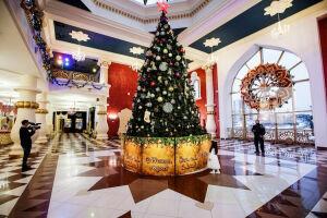 Женщины-депутаты Госсовета РТ организовали для детей благотворительную елку