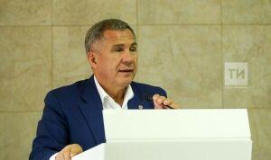 Минниханов: 40 тыс. предприятий в пандемию получили поддержку на 2,6 млрд рублей