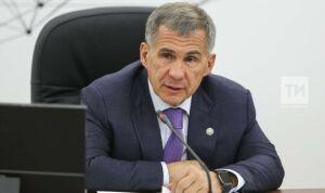 Минниханов заявил о готовности Татарстана освоить больше средств на нацпроекты