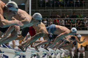 Татарстанцы заняли третье место в мужской эстафете на чемпионате РФ по плаванию