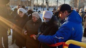 В Чистопольском районе открыли новый фельдшерско-акушерский пункт