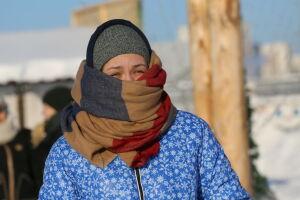 Татарстанцев предупредили об аномальных холодах в ПФО
