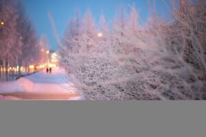 В Татарстане ожидается до 31 градуса мороза