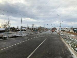 Большое Казанское кольцо доведут до ЖК «Серебряный бор»