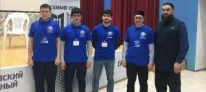 Магистранты Болгарской академии участвуют в молодежном форуме в Дагестане