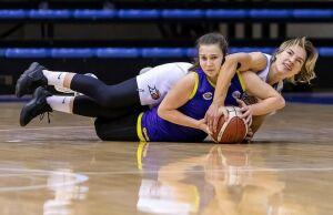 Баскетболистки «Казаночки» одержали восьмую победу в чемпионате