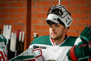 Голкипер «Ак Барса» Тимур Билялов провел 100 матчей в КХЛ