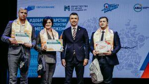 В Татарстане выбрали волонтера года