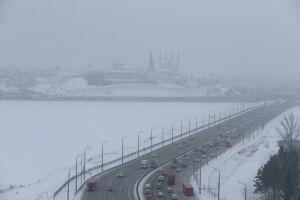Мало снега и не ниже -23: татарстанцам рассказали о погоде в ближайшие дни