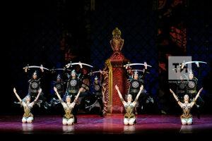 В Казани впервые за 28 лет показали московский балет «Руслан и Людмила»