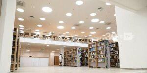 В Нацбиблиотеке открылась виртуальная выставка об истории новогоднего праздника