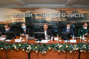 Минниханов предложил распространить опыт «ТАНЕКО» на другие площадки Татарстана