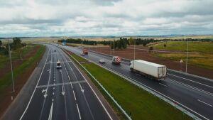 В Татарстане планируют отремонтировать 96 км федеральных автодорог в 2021 году