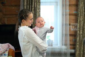 Татарстанцы начали получать «путинские» выплаты на детей к Новому году