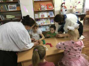 В Чистополе устроили новогодние приключения детям из многодетных семей