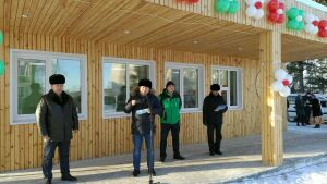 Дрожжановский хлебозавод открыл магазин-кофейню