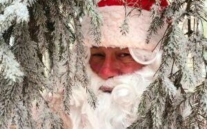 По улицам Нижнекамска пройдет сказочное шествие Деда Мороза со свитой