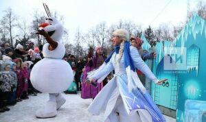 В новогодние каникулы татарстанцы смогут посетить более 300 мероприятий