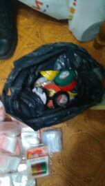 В Казани поймали наркокурьера, когда тот забирал 1,5 кг мефедрона из леса