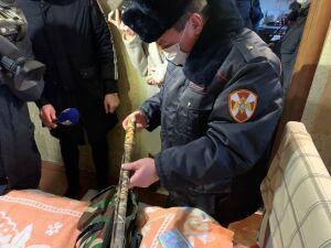 В 2020 году татарстанцы вдвое реже стали терять свое оружие