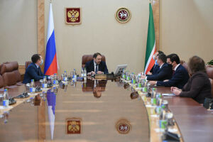 Песошин принял участие в заседании коллегии Счетной палаты РФ