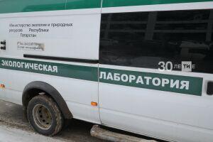 Экологи проверят воздух над Казанью на превышения по формальдегиду