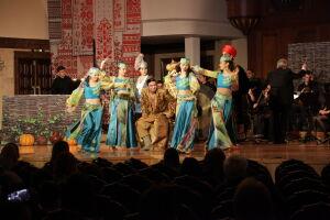 Казанская консерватория отпраздновала юбилей Файзи комедией «Ходжа Насретдин»