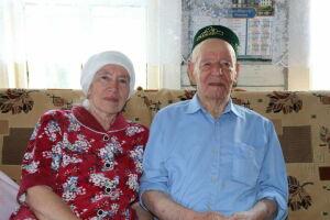 В Алькеевском районе сделали подарок 100-летнему участнику войны