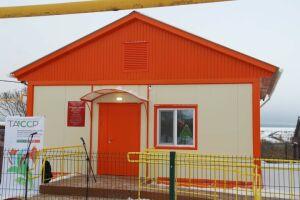 В Елабужском районе появился еще один фельдшерско-акушерский пункт