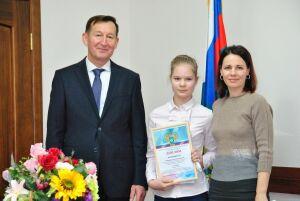 Ученицу Нижнекамска признали лучшей в конкурсе «Конкуренция глазами школьника»