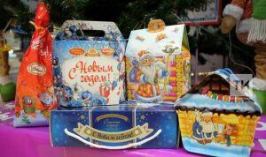 Бесплатные новогодние подарки получат более 3 тыс. юных чистопольцев