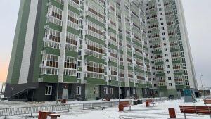 Дом на 255 квартир в «Салават Купере» получил заключение о соответствии